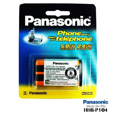 【純米小舖】國際牌 DECT電話專用 原廠電池 HHR-P104~優惠免運