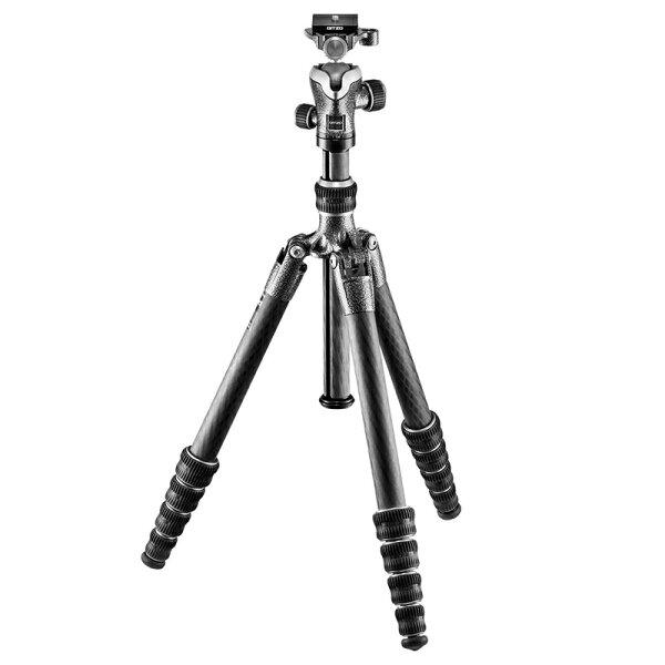 ◎相機專家◎GitzoTravelereXactGK1555T-82TQD碳纖維旅行家三腳架套組公司貨