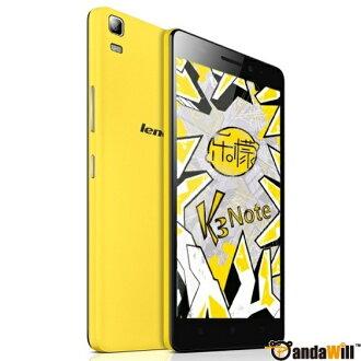 Oferta en Rakuten del LENOVO K3 Note 4G Android 5.0 64bit MTK6752 Octa Core 5.5 pulgadas FHD 2GB 16GB