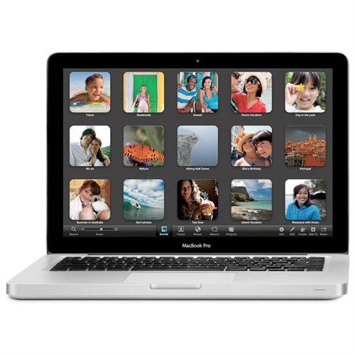 "Apple MacBook Pro MD101LL/A 13.3"" Notebook, Intel Core i5, 4GB RAM, 500GB HDD, Thunderbolt, DVD-Writer, Intel HD Graphics 4000, OS X 10.8 Mountain Lion 1"