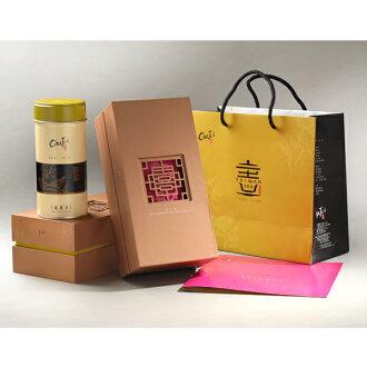 舞清香禮盒(阿里山高山烏龍茶150g)