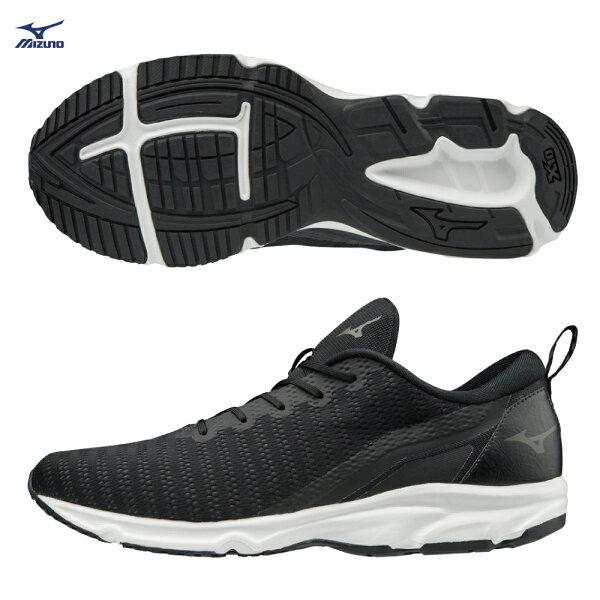 J1GC185509(黑)MIZUNOEZRUNTO慢跑鞋【美津濃MIZUNO】