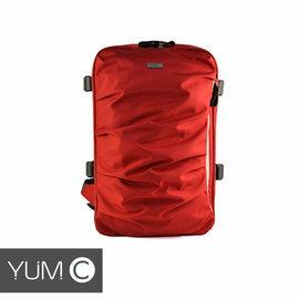 【美國Y.U.M.C. Haight城市系列Urban Backpack筆電後背包 嫣紅】筆電包 可容納15.6寸筆電【風雅小舖】 - 限時優惠好康折扣