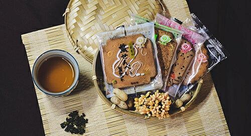 彰化田中 一品名 煎餅 180-200g±3% / 袋(花生) [大買家] 2