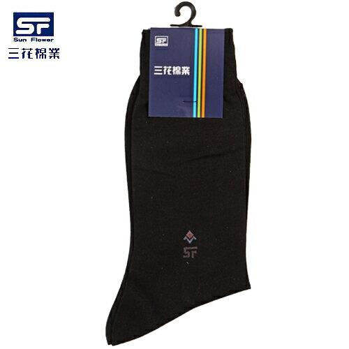 三花二重底紳士襪(24~26cm)【愛買】