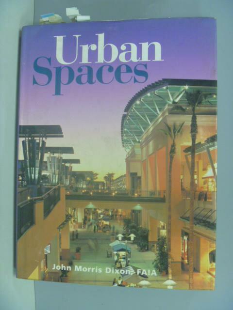 ~書寶 書T5/建築_ZBN~Urban spaces_John Dixon