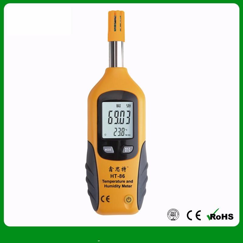 HT-86便攜式溫濕度測試儀電子數顯空氣檢測儀