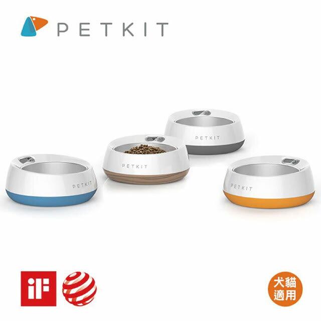 【Petkit 佩奇】可拆式智能寵物碗 (木紋棕)
