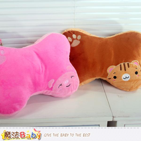 童枕 細絲絨造型小骨枕 魔法Baby~qg483