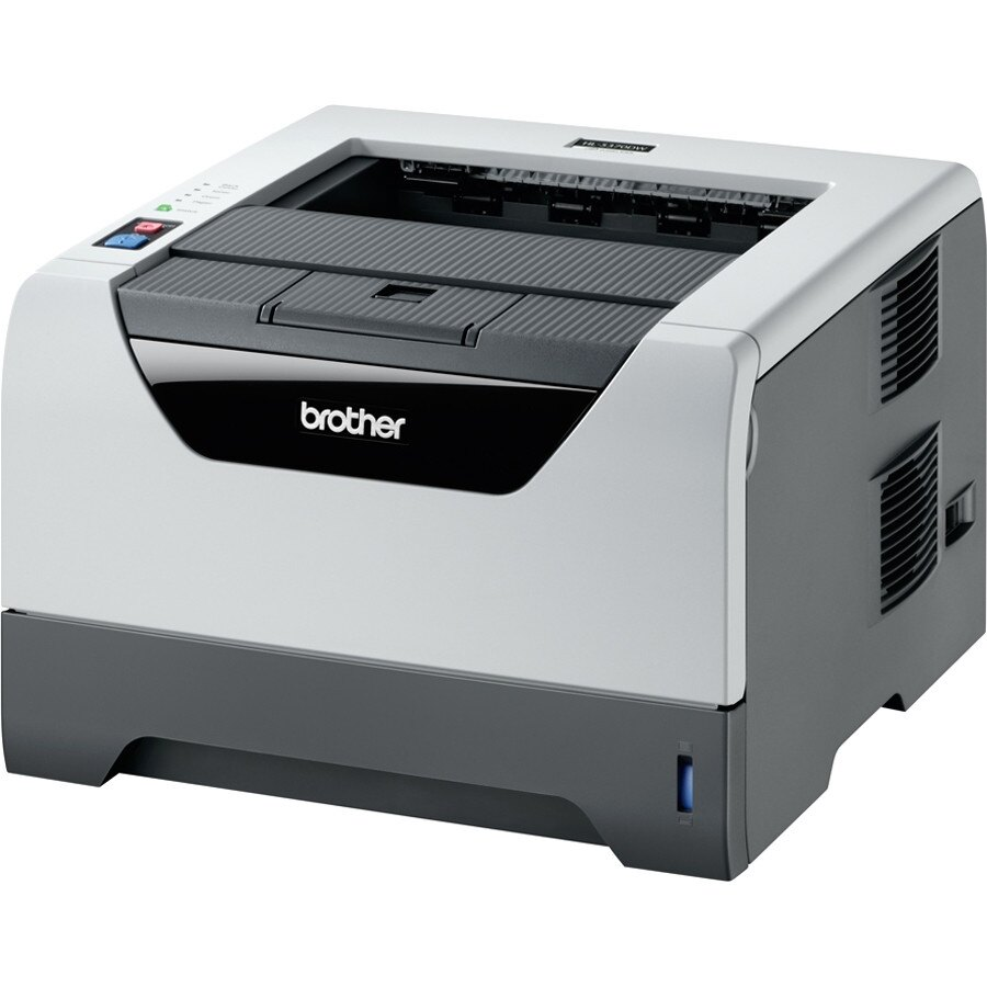 Brother HL-5370DW Monochrome Laser Printer with Wireless Networking and Duplex 2