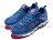 《限時特價1190元》Shoestw【5J972Q335】FILA 慢跑鞋 RUNNING 寶藍桃 網布 女款 - 限時優惠好康折扣