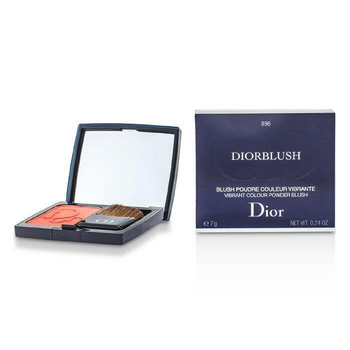 Christian Dior 迪奧 迪奧亮妍腮紅盤 #896 REDISSIMO 7g/0.24oz