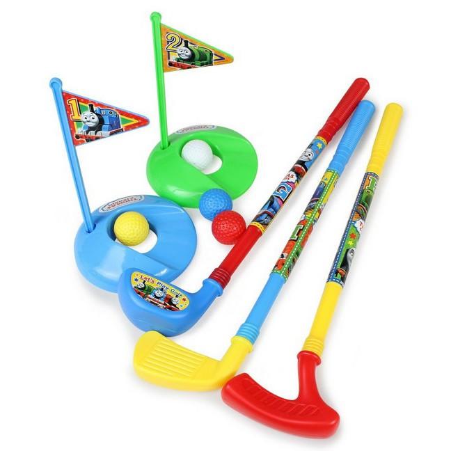 湯瑪士Thomas & Friends高爾夫球 兒童玩具球桿組(麗嬰兒童玩具館) 0