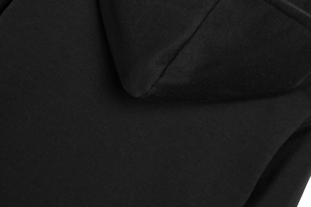 Women Casual Slim Fit Zip-up Hoodie Jacket 3