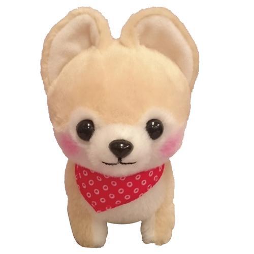 日本代購預購毛小孩小狗狗兄弟豆太郎玩偶絨毛娃娃生日禮盒禮物741-066
