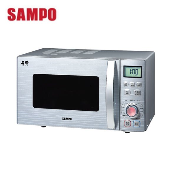 『SAMPO』☆聲寶 微電腦微波爐23L RE-N623TG **免運費**