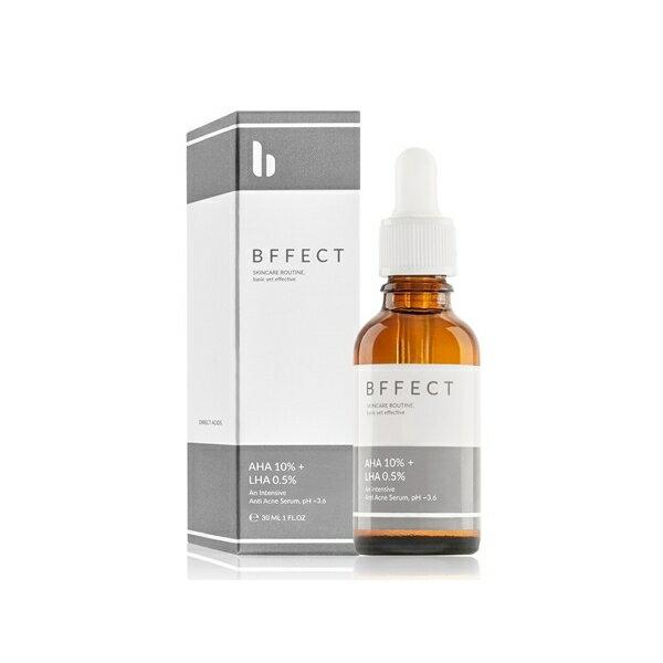 BFFECT 10%果酸+0.5%水楊酸衍生物(30ml) 【小三美日】精華液◢D744221