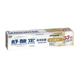 舒酸定多元護理牙膏160g【愛買】
