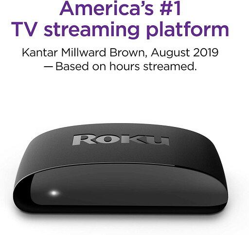 Roku Express HD Streaming Media Player (2019)
