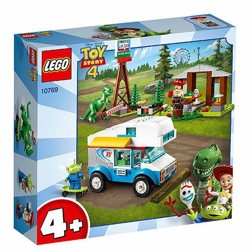 樂高LEGO 10769  Junior 初學級系列 - Toy Story 4 RV Vacation - 限時優惠好康折扣