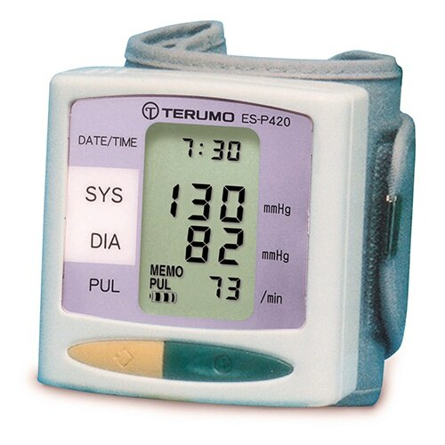 TERUMO泰爾茂手腕型血壓計 ESP-420  附活動贈品