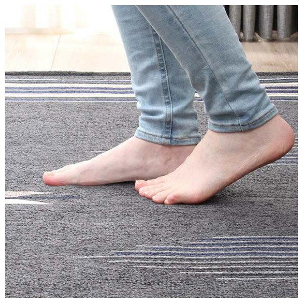 ★地毯 ORTEGA LN H 18 GY 200×240 NITORI宜得利家居 3