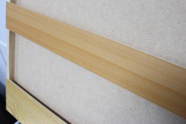 4開木製畫板 木質寫生畫板 / 一個入 { 定180 }  鐵人立體畫板 畫圖板 60cm x 45cm 4