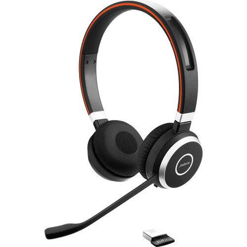 Jabra EVOLVE 65 UC Stereo Bluetooth Headset 6599-829-409 0