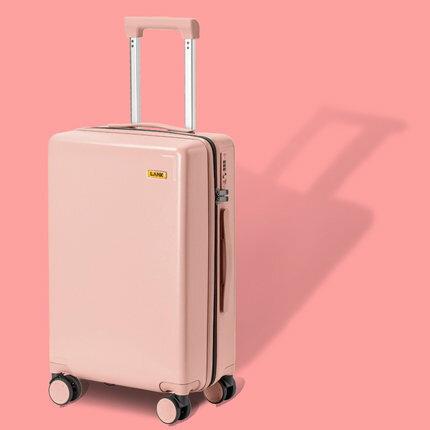 旅行箱行李箱女小型20寸網紅ins時尚潮流24寸輕便拉杆箱新款旅行箱登機