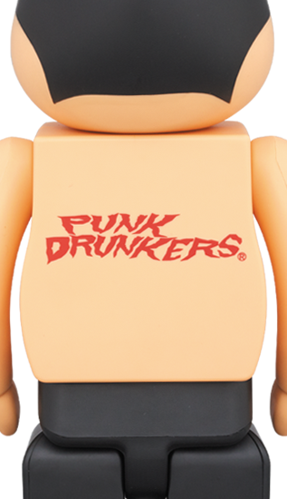 BEETLE BE@RBRICK PUNK DRUNKERS PDS 庫柏力克熊 1000% 1