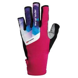 【7號公園自行車】PEARL IZUMI W229-6 女性抗UV厚墊9分指手套