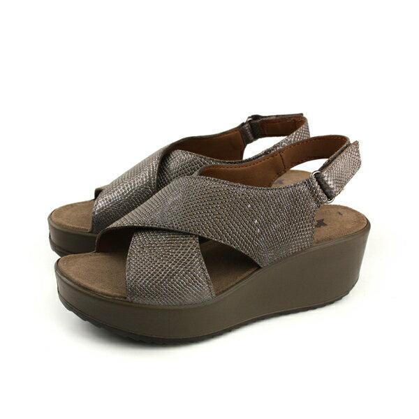 IMAC涼鞋義大利製厚底咖啡色女鞋107830.16093.017no018