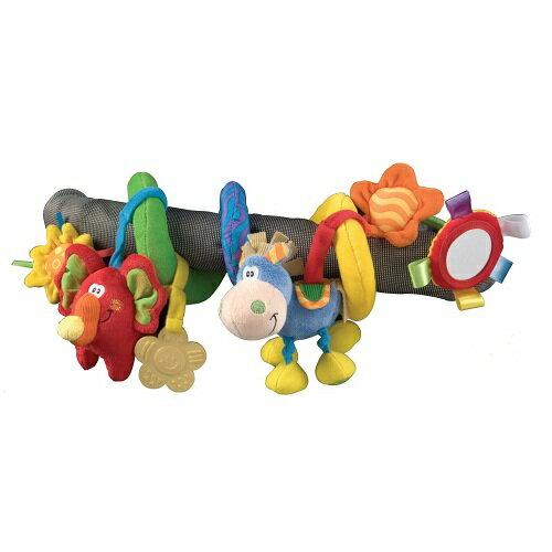 Playgro 動物扭扭圈布質玩具PG0109824
