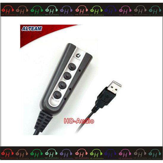 弘達影音多媒體 TX7 ALTEAM TX-7 外接式音效卡 支援虛擬7.1聲道 支援光纖輸出 可連接 DAC