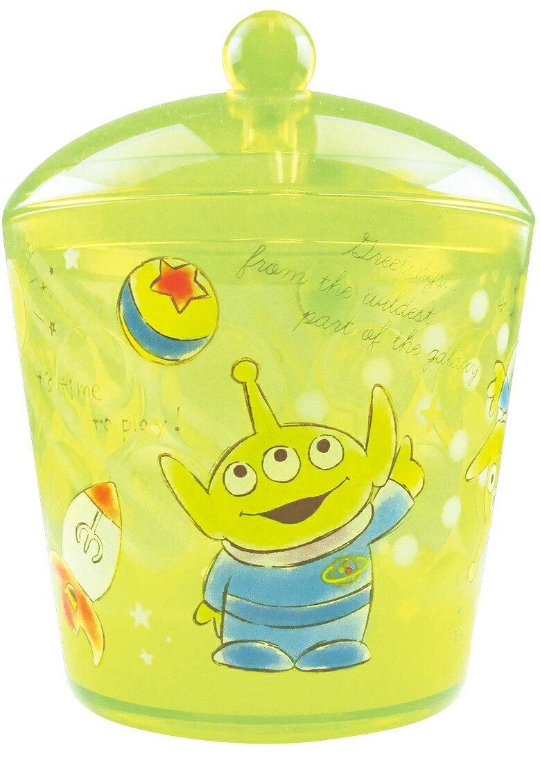 【真愛 】4548626093106 小物收納罐-三眼怪GAB 玩具總動員 三眼怪 外星人 toys 迪士尼 飾品盒 收納盒 收納罐 置物罐 儲物罐 桌上收納