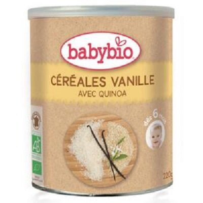 babybio 有機寶寶米精-小小米220g