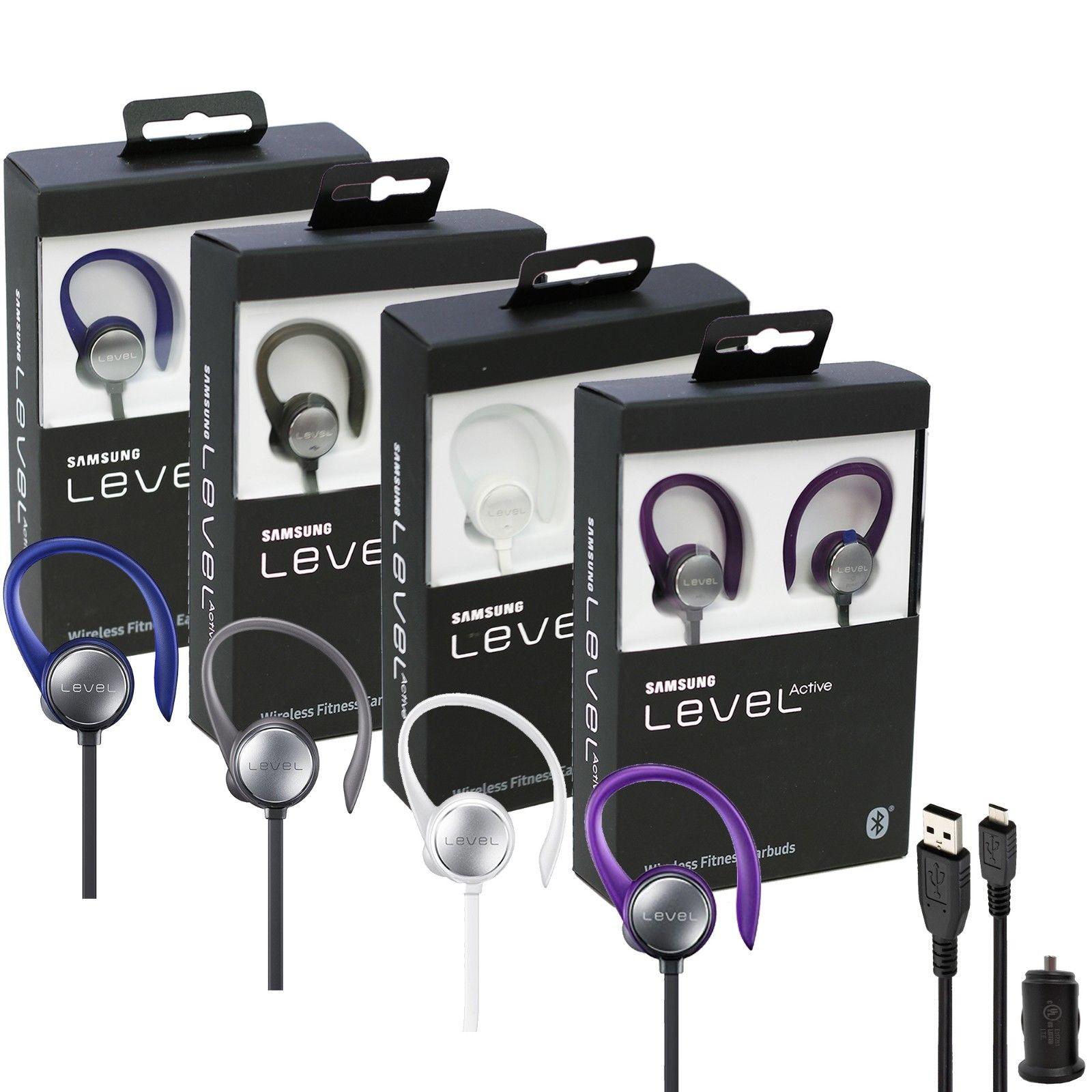 2d7cf1c4546 Samsung Level Active Behind the Neck Design Wireless Earphones