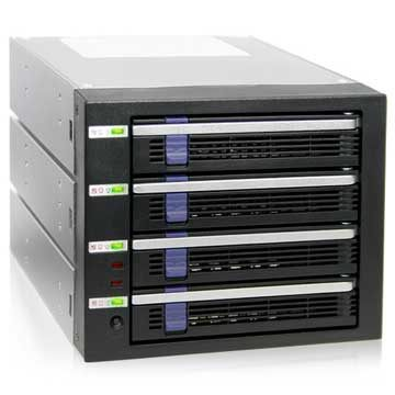 ^~NOVA成功3C^~ ICY DOCK MB454SPF~B 3.5吋SATA內接抽取