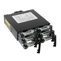 NOVA成功3C  ICY DOCK MB996SP~6SB 6轉1 SATA熱抽拔模組