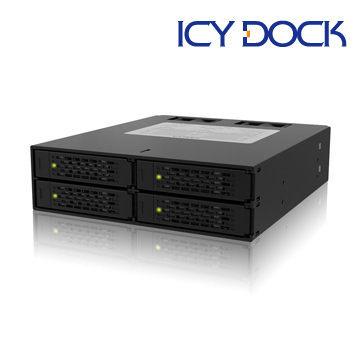 nova成功3C  ICY DOCK MB994SP-4SB-1 2.5吋SATA 硬碟