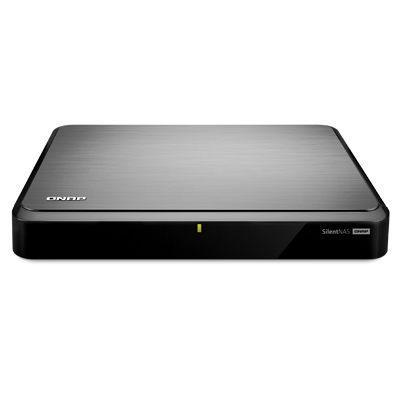 ^~NOVA成功3C^~QNAP 威聯通 HS~210 儲存伺服器 超寧靜無風扇 NAS