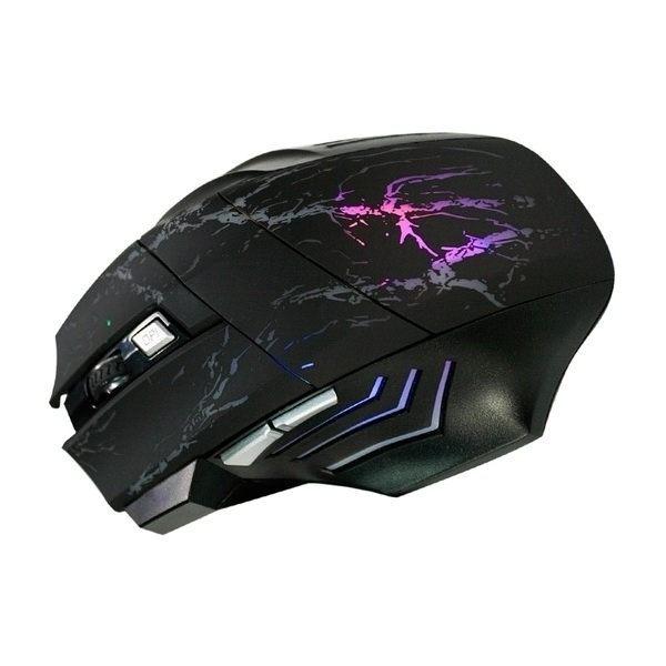 {光華成功NO.1}KINYO GKM-802 闇夜之刃 電競專用滑鼠  喔!看呢來