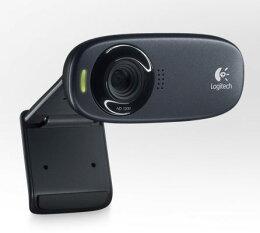 羅技 Logitech 網路攝影機 Webcam 麥克風