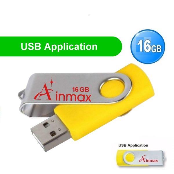 Ainmax 16GB USB3.0 高速隨身碟.(本商品恕不提供選色)
