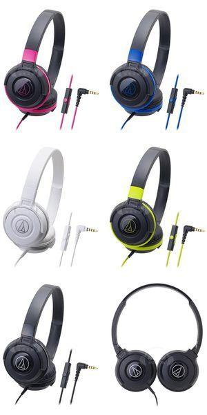 [NOVA成功3C]鐵三角 ATH-S100iS 智慧型手機用DJ風格可折疊式頭戴耳機 喔!看呢來