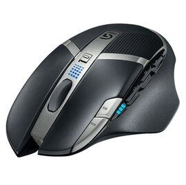 [nova成功3C] 羅技 Logitech G602無線滑遊戲滑鼠 (2500DPI/11個可自訂鍵)
