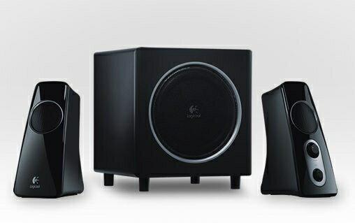 Ainmax 艾買氏網購專家:【nova成功3C】羅技LogitechZ52340W2.1聲道喇叭Z-523Z5233D立體環繞