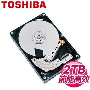 [nova成功3C] TOSHIBA 東芝 DT01ABA200V 2TB 3.5吋 32M快取 SATA3影音監控硬碟