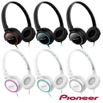 [NOVA成功3C]Pioneer SE-MJ512 輕巧薄型時尚 迷你耳罩式耳機 喔!看呢來