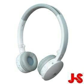 [NOVA成功3C]淇譽 JS HMH037 白色 藍芽無線立體聲耳(藍芽v3.0)
